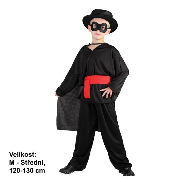 Šaty na karneval - Maskovaný bandita 7abf2603824