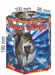 Super Chip 19 ran / 30 mm
